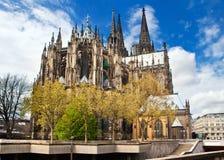 katedralny cologne Germany Zdjęcia Stock