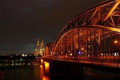 katedralny cologne Germany Fotografia Royalty Free