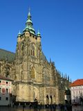 katedralny czeski Prague republiki st vitus Obraz Royalty Free