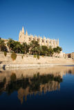 katedralny dłoni Obraz Royalty Free
