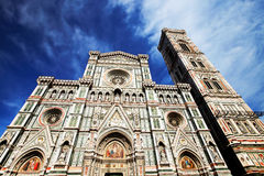 katedralny Del Fiore Florence Maria Santa fotografia stock