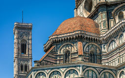katedralny Del Fiore Florence Maria Santa Zdjęcia Stock