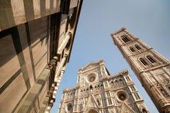 katedralny Del Fiore Santa Maria Zdjęcia Royalty Free