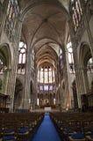 katedralny Denis katedralny święty Paris Obrazy Stock