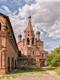 katedralny dormition sławny dziedzictwo wpisujący Kiev lavra listy monasteru pechersk unesco świat Obraz Stock