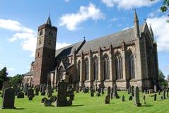 katedralny Dunblane external widok obraz stock