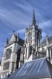katedralny Evreux Obrazy Royalty Free