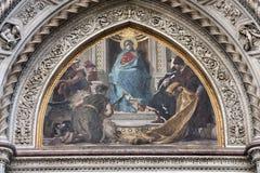 katedralny Florence Fotografia Royalty Free