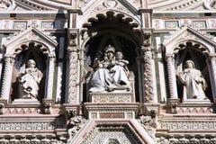 katedralny Florence obrazy royalty free