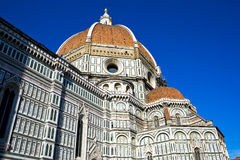 katedralny Florence fotografia stock