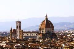 katedralny Florence Italy Obraz Stock