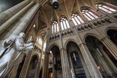 katedralny France Lyon Zdjęcie Stock