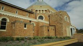Katedralny Geraldton WA zbiory wideo
