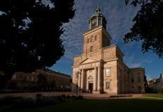 katedralny gustavi Obraz Royalty Free
