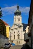 katedralny gyor Hungary Zdjęcie Stock