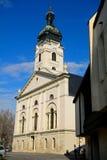katedralny gyor Hungary Obrazy Stock