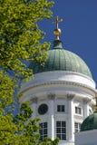 katedralny Helsinki obrazy stock