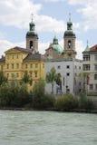 katedralny Innsbruck Obrazy Stock
