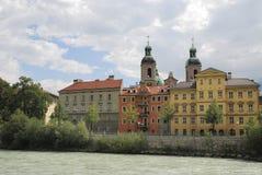 katedralny Innsbruck Fotografia Stock