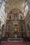 Katedralny insite Mezquita w cordobie Obrazy Royalty Free