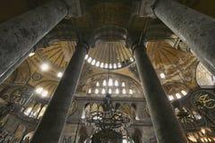 katedralny Istanbul sophia st indyk Obrazy Royalty Free