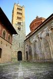 katedralny Italy marittima massa Tuscany Fotografia Royalty Free