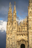 katedralny Italy Milan Fotografia Stock