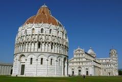 katedralny Italy Pisa Obrazy Stock