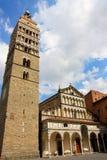 katedralny Italy Pistoia Tuscany fotografia royalty free