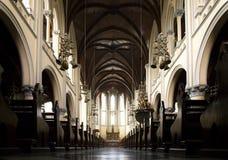 katedralny Jakarta obrazy stock