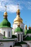 katedralny Kiev sophia st Obrazy Royalty Free