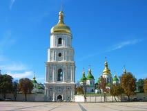 katedralny Kiev sophia st Ukraine Zdjęcia Royalty Free