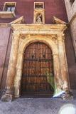 Katedralny kościół święty Mary w Murcia Hiszpania Obraz Stock