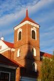 Katedralny kościół obraz royalty free
