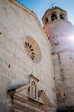 Katedralny kościół Zdjęcie Stock
