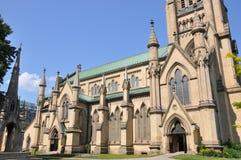 Katedralny kościół St. James w Toronto obrazy stock