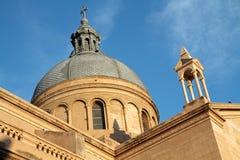 katedralny losu angeles rioja wierza Fotografia Stock