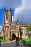 katedralny Manchester Obrazy Royalty Free