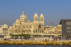 Katedralny Marsella Francja Obrazy Royalty Free