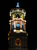 katedralny Mexico puerto vallarta Zdjęcie Royalty Free