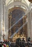 katedralny miasta Meksyk Zdjęcie Royalty Free