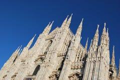 katedralny Milan Fotografia Royalty Free