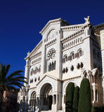 katedralny Monako Obraz Stock