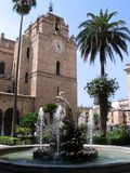 katedralny monreale Obrazy Stock