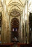 katedralny nowego wewnętrznego Zdjęcia Stock