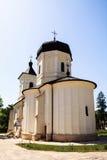 Katedralny ortodoksyjny budujący Obrazy Royalty Free