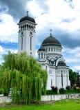 katedralny ortodoksyjny Romania Obraz Royalty Free