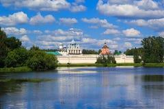katedralny ortodoksyjny rusek Zdjęcie Stock