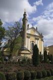 katedralny Paul Peter Zdjęcie Stock