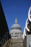 katedralny pauls st. Fotografia Royalty Free